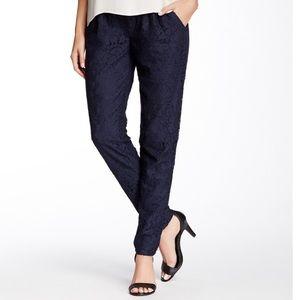 Joie Lacinda Lace Pants Size 6